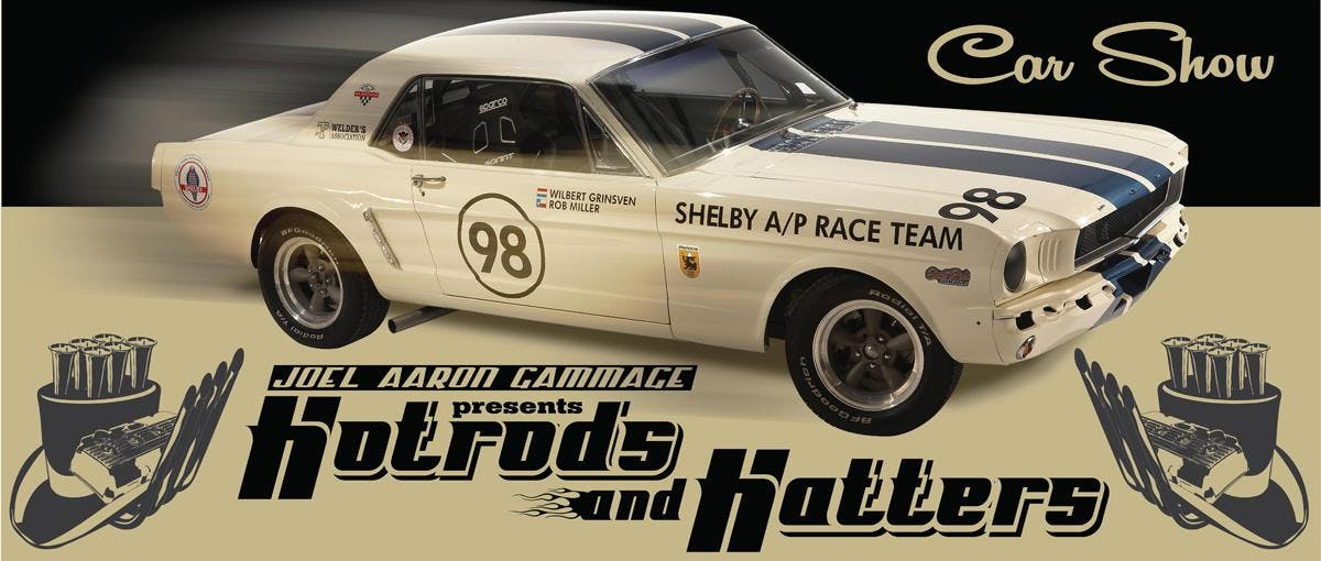 HOT RODS AND HATTERS Sponsorship 2019