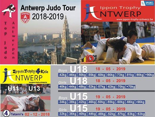 Ippon Trophy Antwerp 2019