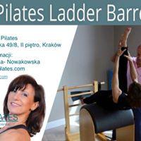 MK Pilates Ladder Barrel