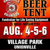 2017 Annual Beer Tent-Unionville Ball Tournement