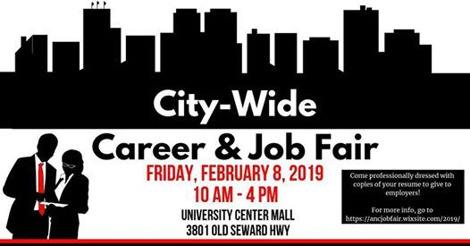 Anchorage City-Wide Career & Job Fair
