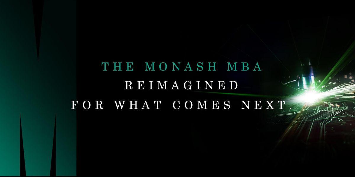 Meet The Monash MBA Director Frankfurt