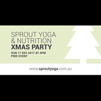 Xmas Party - Chai  Cake &amp Yoga Demonstration by Anisa Poonja