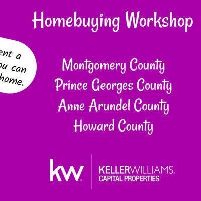 2019 Homeownership Workshop