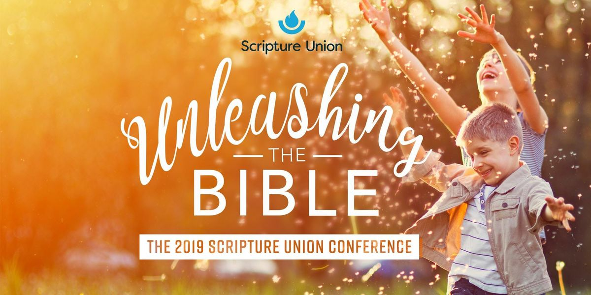 Scripture Union 2019 Conference (Regional and Residential staff)