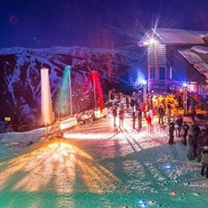 Sunset Skiing & Sundeck Party