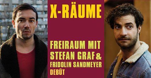 Freiraum mit Stefan Graf und Fridolin Sandmeyer