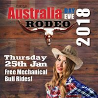 Tatts Australia Day Eve Rodeo