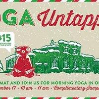 Yoga Untapped Winter Series