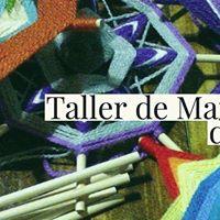 Taller de elaboracion de Mandalas de lana