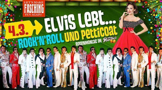 Elvis lebt - Rosenmontagsparty