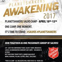 Planetshakers SALVO CAMP