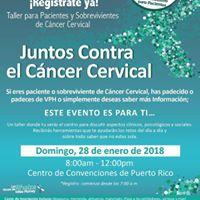 Juntos Contra el Cncer Cervical Taller para Sobrevivientes