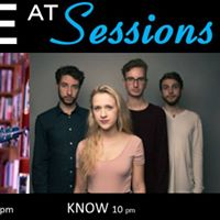 Live At Sessions - Abigail Lapell &amp The Band Know