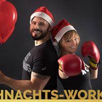Weihnachts-Workout zum guten Zweck