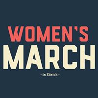 Women's March Zurich