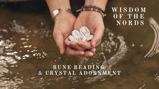 Wisdom of the Nords  Rune Castings & Crystal Adornment