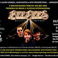 Bee Gees Brazil no Teatro Lauro Gomes - So Bernardo do Campo