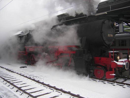 FES Mnchen weihnachtlicher Ausflug nach Oberndorf