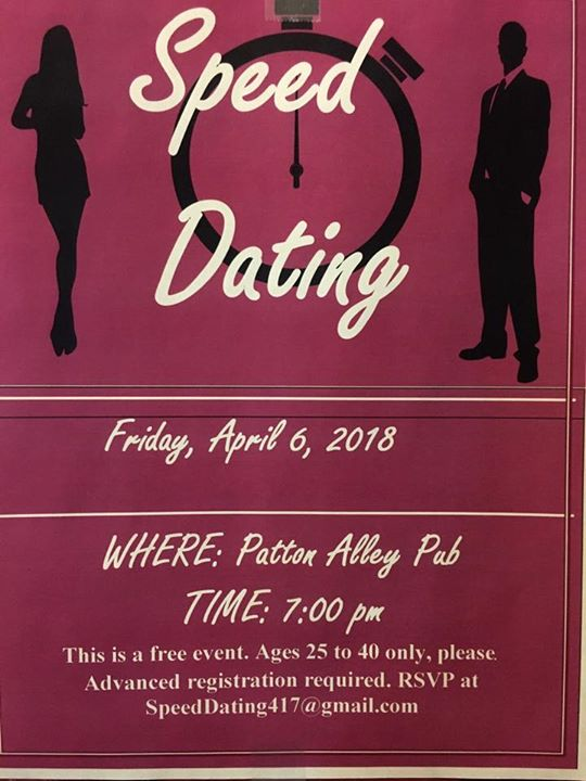 Speed-Dating topeka