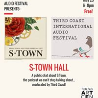 Third Coast Presents S-Town Hall