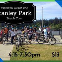 Stanley Park Bike Ride