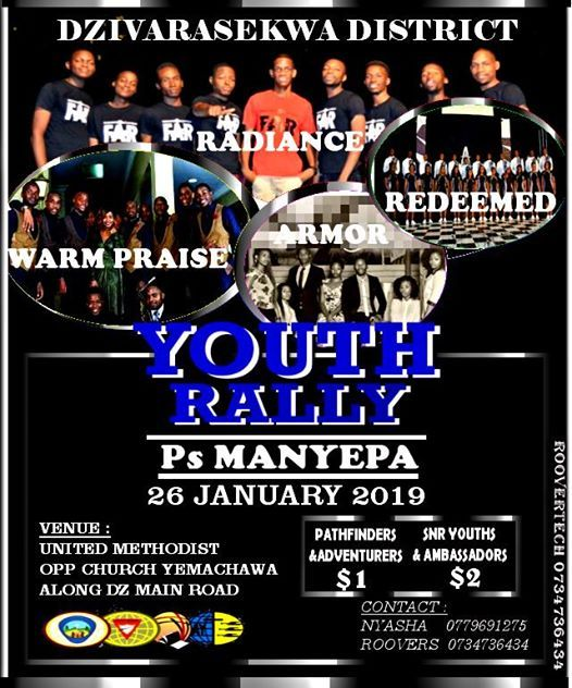 DZ youth rally