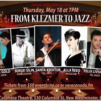From Klezmer to Jazz