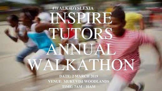 Inspire Tutors Annual Walkathon