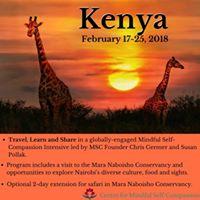 Globally Engaged Intensive Kenya