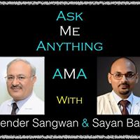 Ask Me Anything With Virender Sangwan &amp Sayan Basu