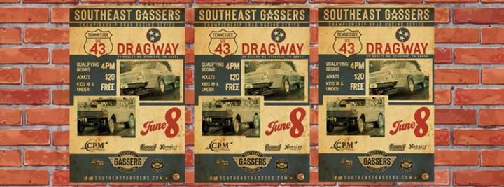 The Southeast Gassers at US 43 | Tennessee