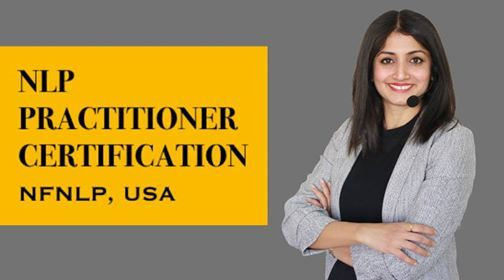 NLP Practitioner Certification NFNLP USA