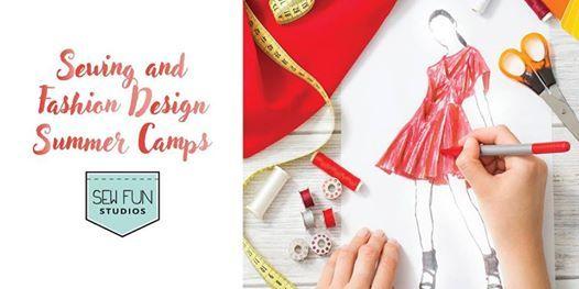 Sewing & Design Summer Camp Greystones