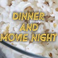 Womens Dinner &amp Movie Night