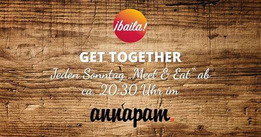 Get together Jeden Sonntag
