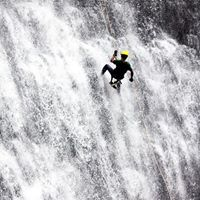 Waterfall Rappelling around Pune