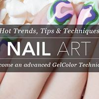 Nail Art with GelColor - Suffolk Insitute