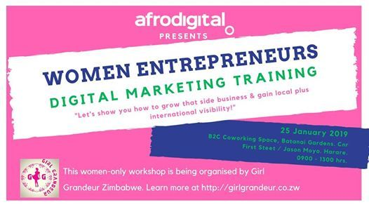 Women Entrepreneurs Digital Marketing Training