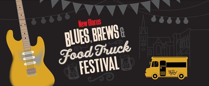 New Glarus Blues Brews & Food Truck Festival