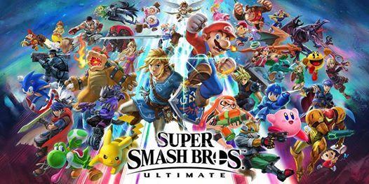 Smash Bros Tourney - Grimms Farewell