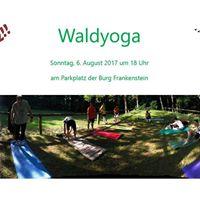 Yogafrmich goes Waldyoga No.2