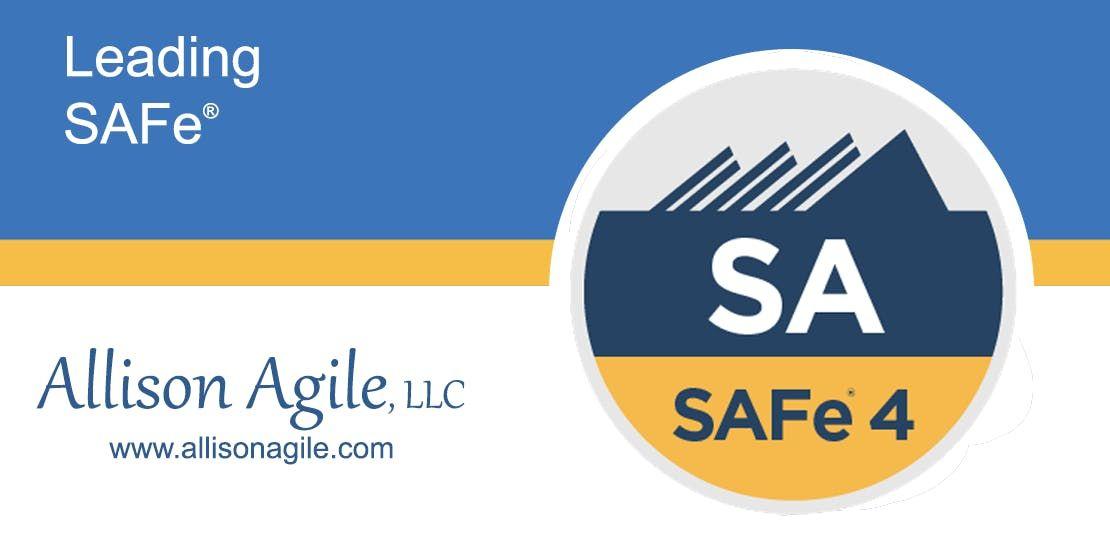 (WILL RUN) SAFe 4.5 Leading SAFe - Austin TX