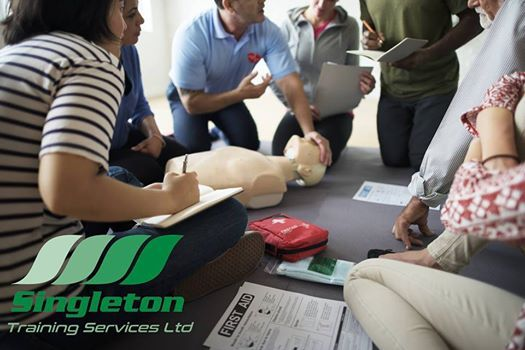 RQF Level 3 - Emergency First Aid at Work