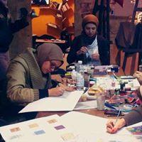 poster color workshop   (       (