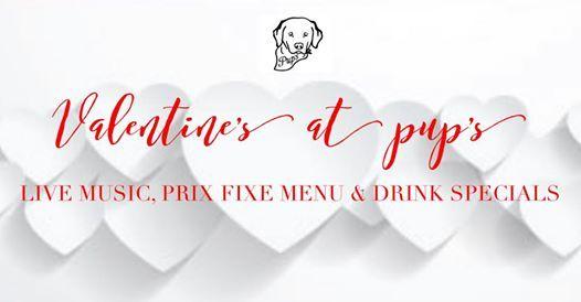 Valentines Dinner featuring Live Music with Tyler Davis