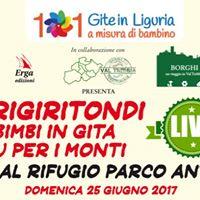 Girigiritondi Live - Gita al Rifugio Parco Antola