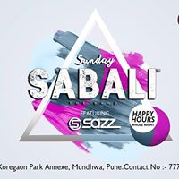 Sunday Sabali ft. Dj Sazz