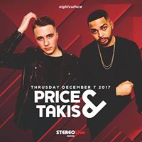 Price &amp Takis at Stereo Live  Houston