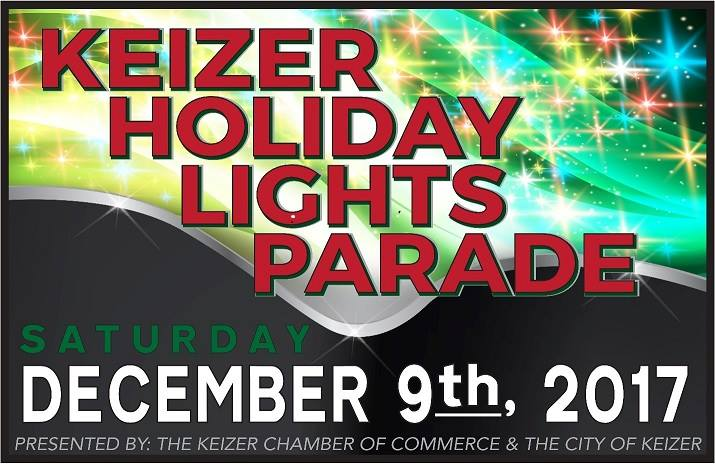 2017 Keizer Holiday Lights Parade